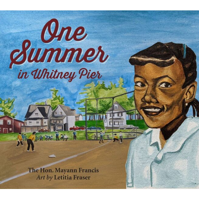 Cover image of One Summer in Whitney Pier