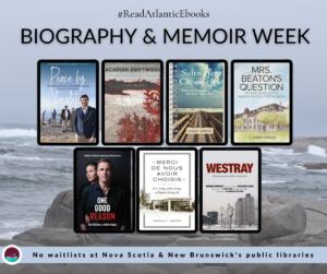 Biography and Memoir Week