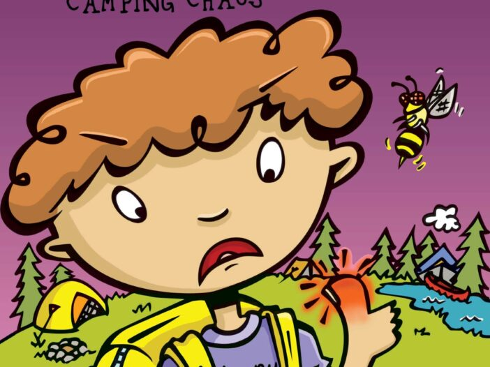 Cover of Camping Chaos