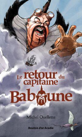 Cover Photo of Le retour du capitaine Baboune