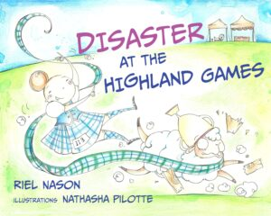 Cover of Disaster at the Highland Games