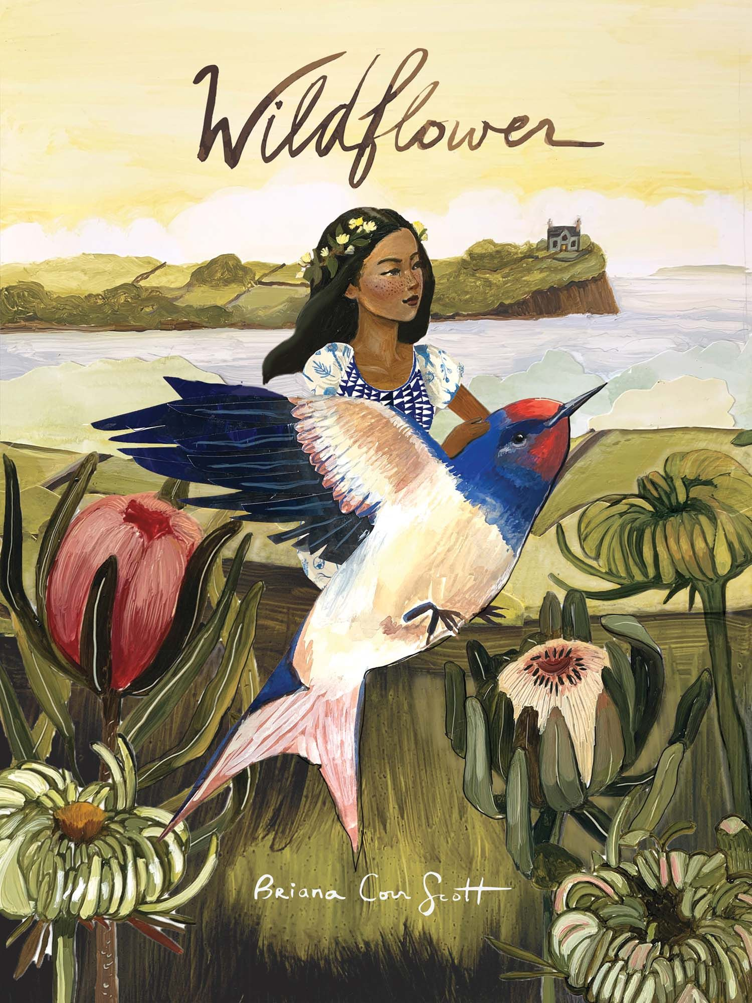 Young Reader Review: Wildflower by Briana Corr Scott