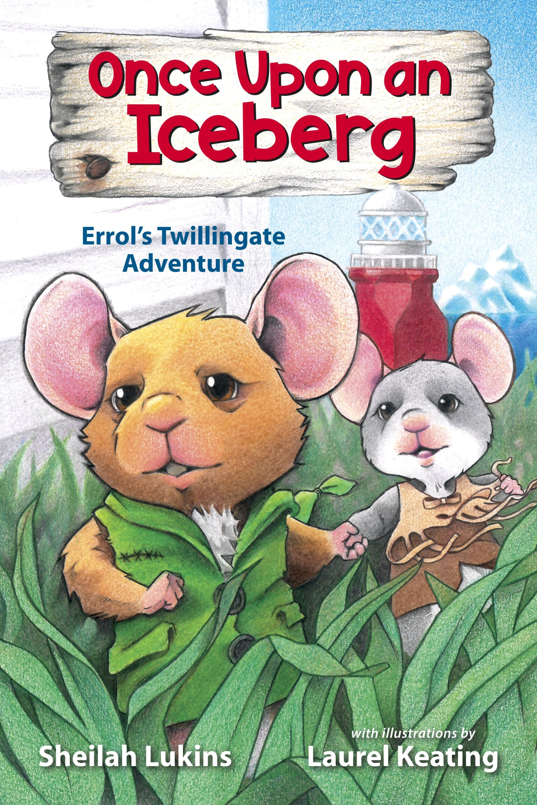 Cover of Once Upon an Iceberg