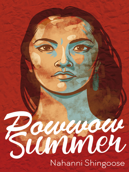 Cover of Powwow Summer