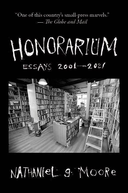 Cover image of Honorarium