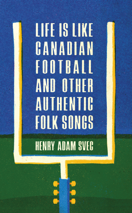 Cover image of Life is Like Canadian Football