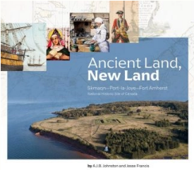 Cover image of Ancient Land, New Land