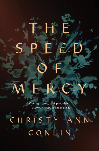 Cover image of The Speed of Mercy