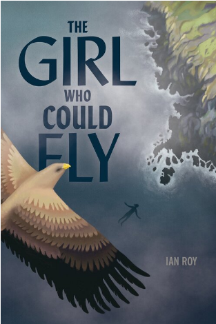 Cover image of The Girl Who Could Fly