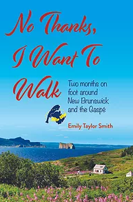 Cover image of No Thanks, I Want to Walk