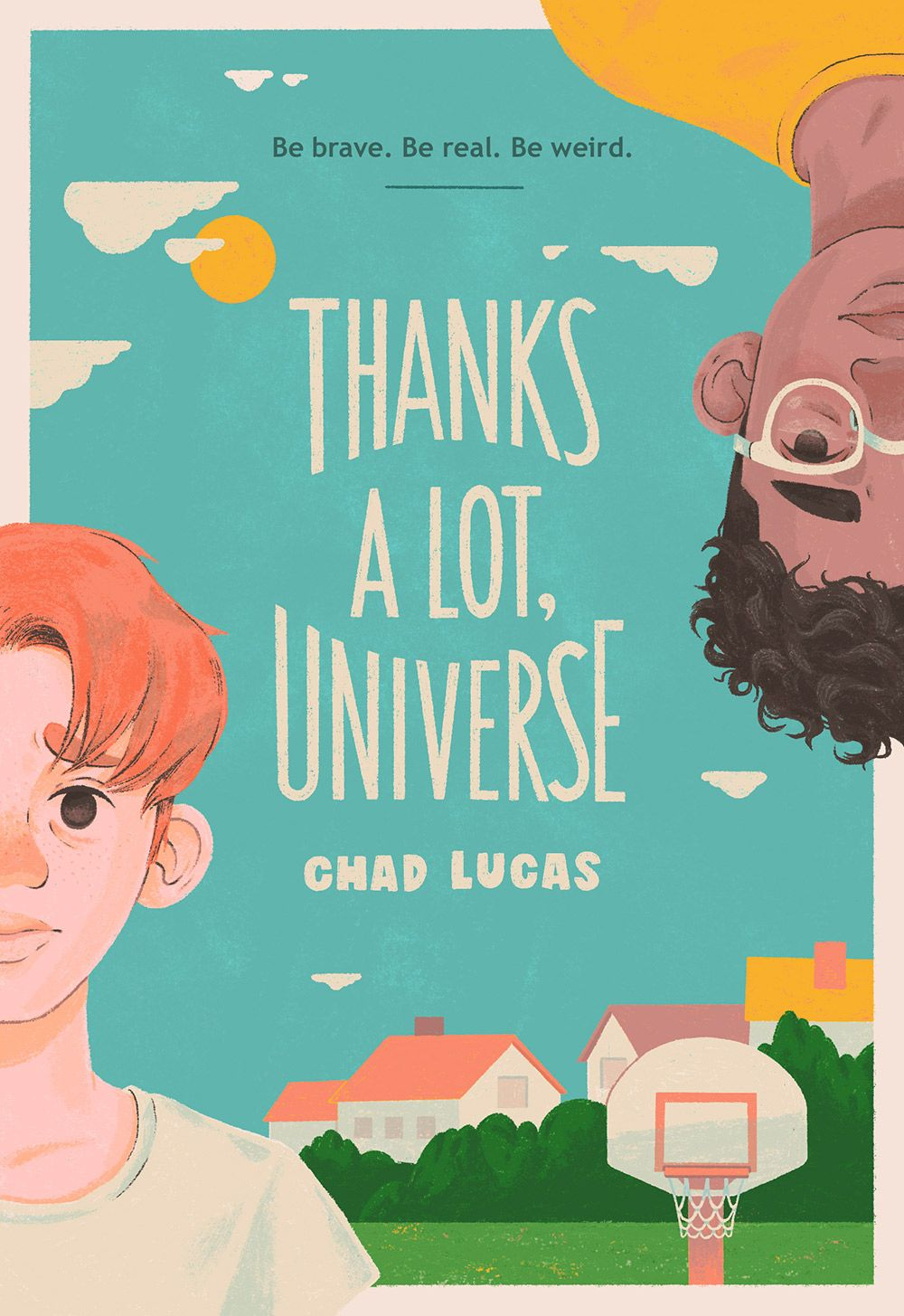 Cover of Thanks A Lot Universe