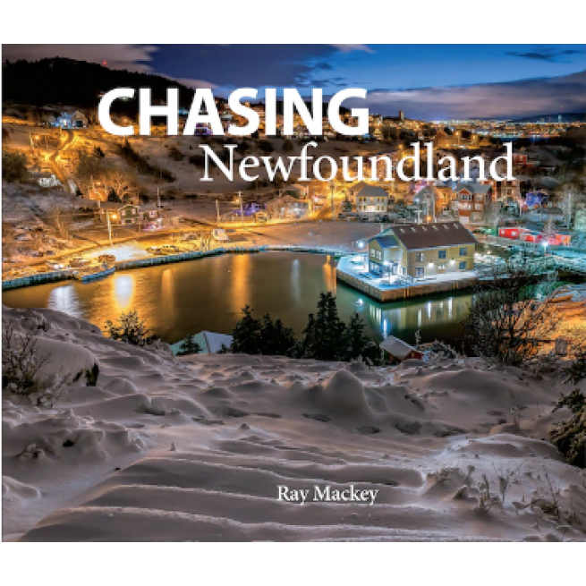 Chasing Newfoundland Cover
