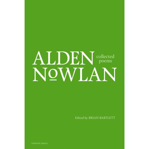 Cover of Alden Nowlan