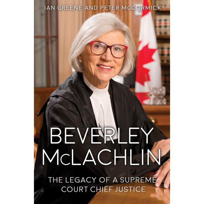 Cover of Beverley McLachlin