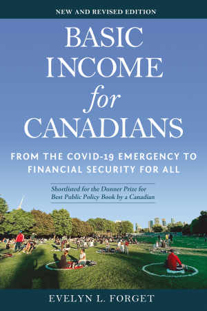 Cover of Basic Income for Canadians