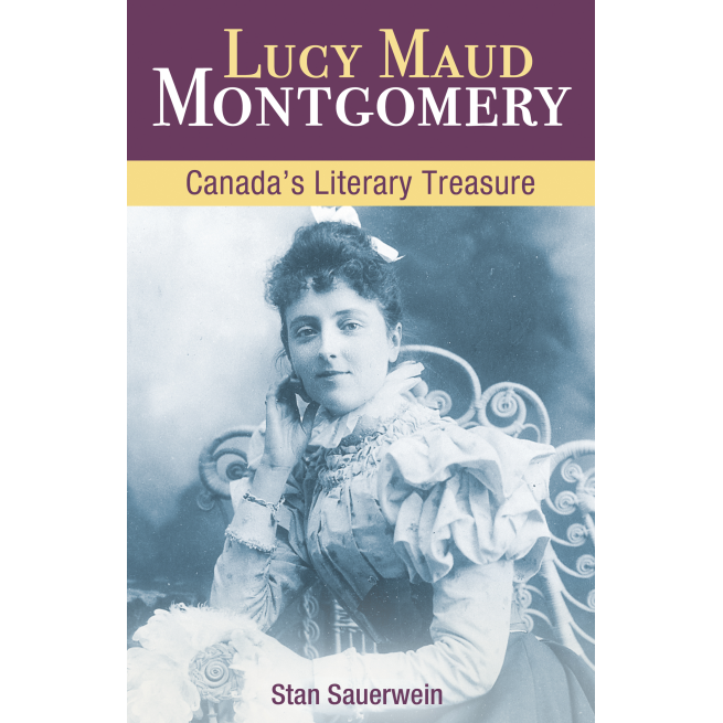 Lucy Maud Montgomery cover