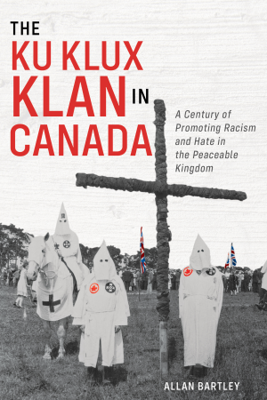 Ku Klux Klan in Canada cover