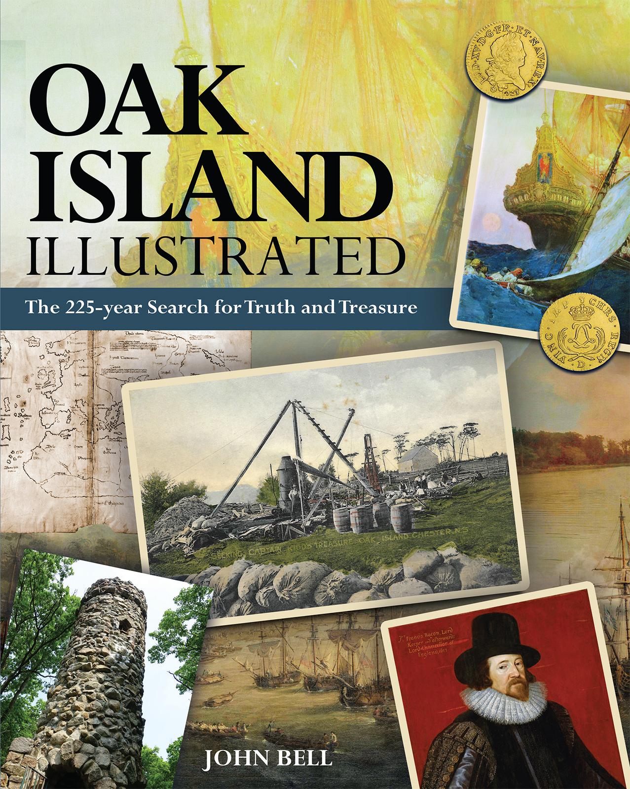 Oak Island Illustrated