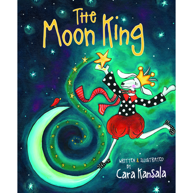 The Moon King cover