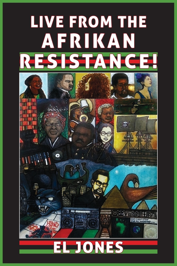 Live from the Afrikan Resistance!