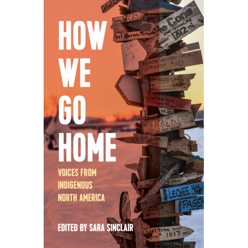 cover of How we Go Home