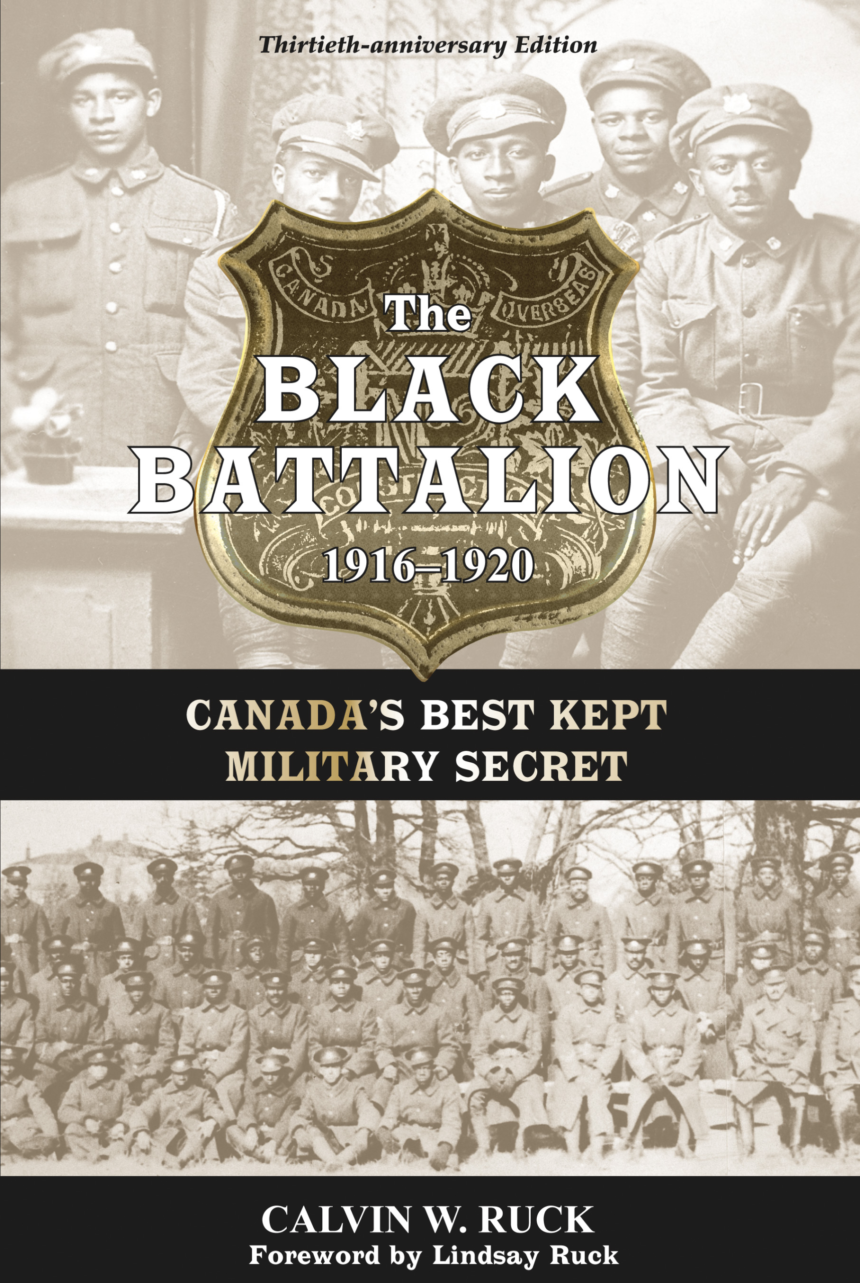 The Black Battalion 1916-1920