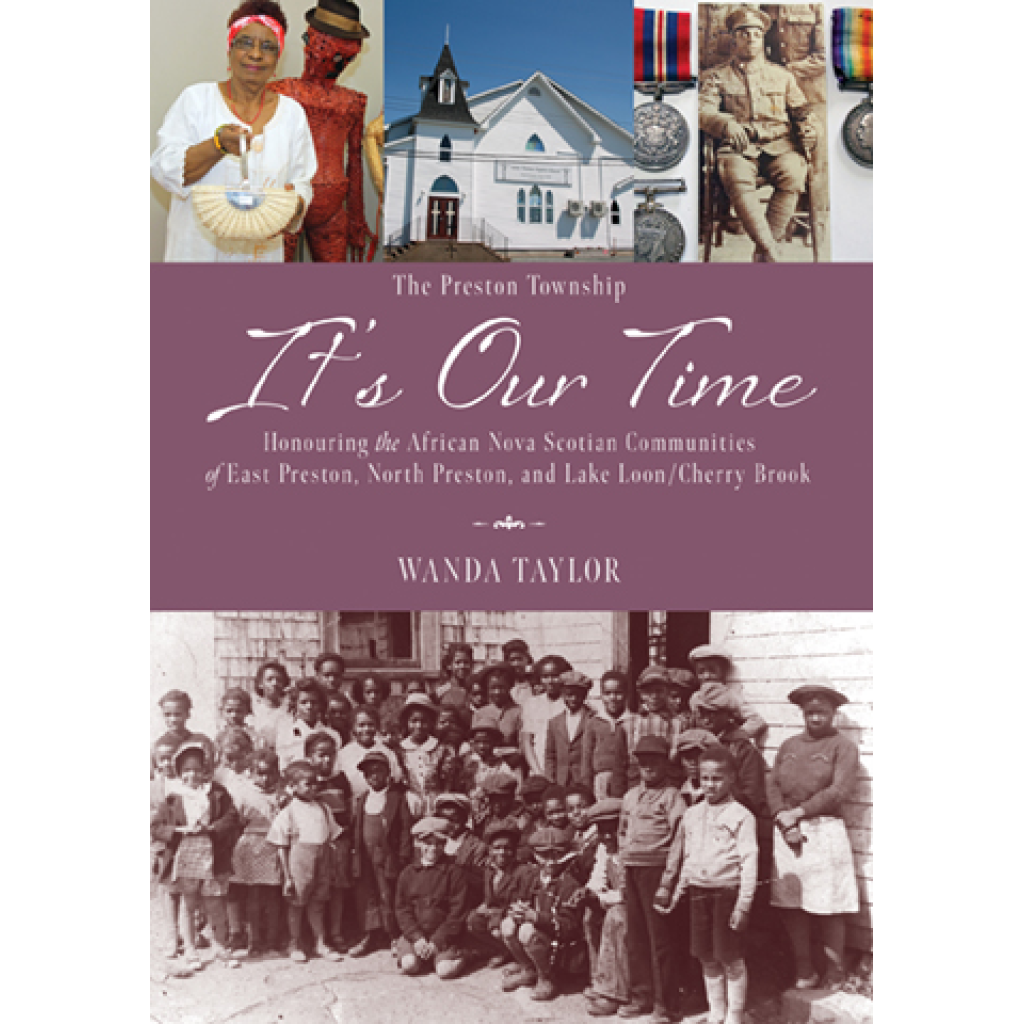 It's our time cover