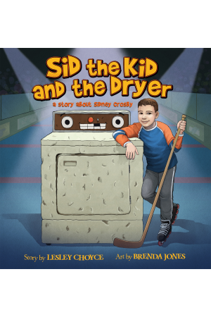 Sid the Kid and the Dryer cover