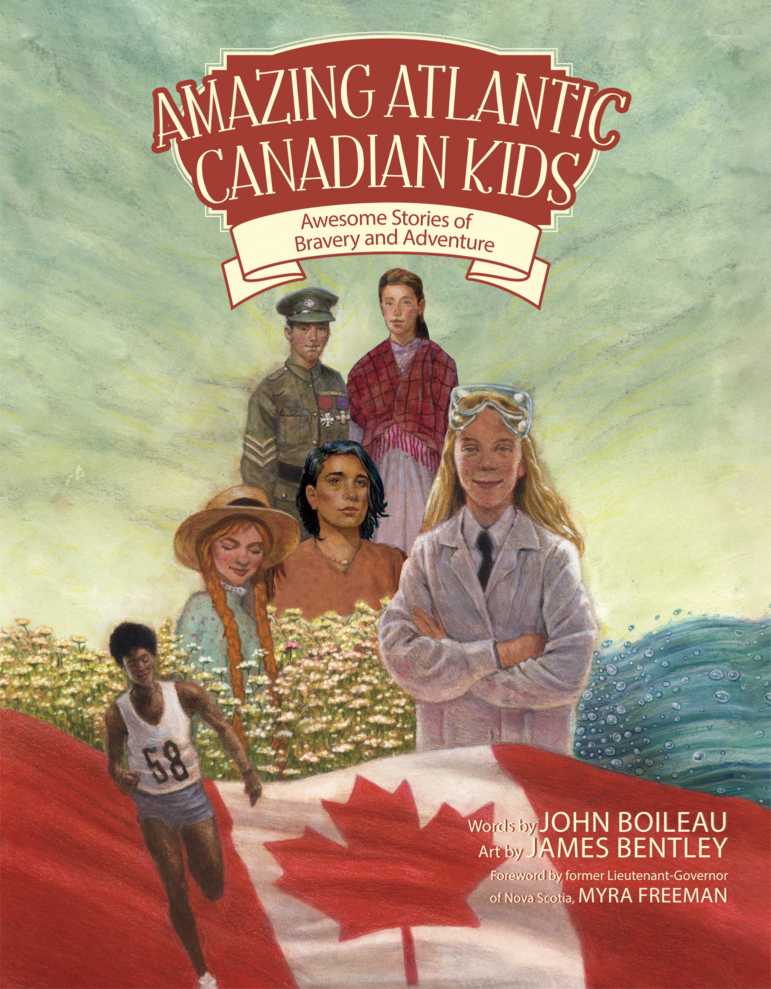 Amazing Atlantic Canadian Kids