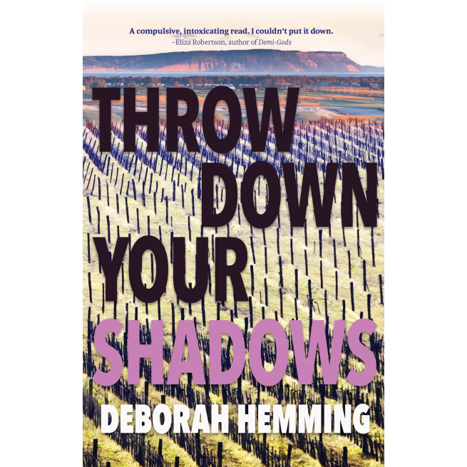 Throw Down Your Shadows cover