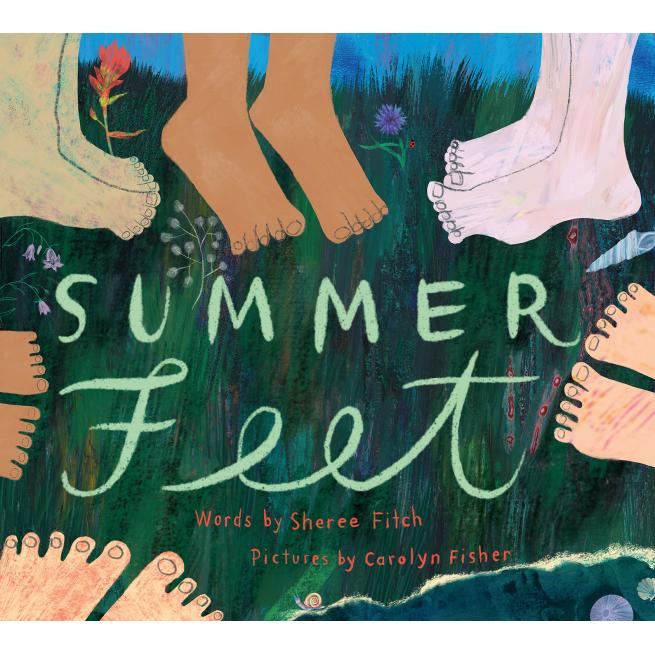 Summer feet cover