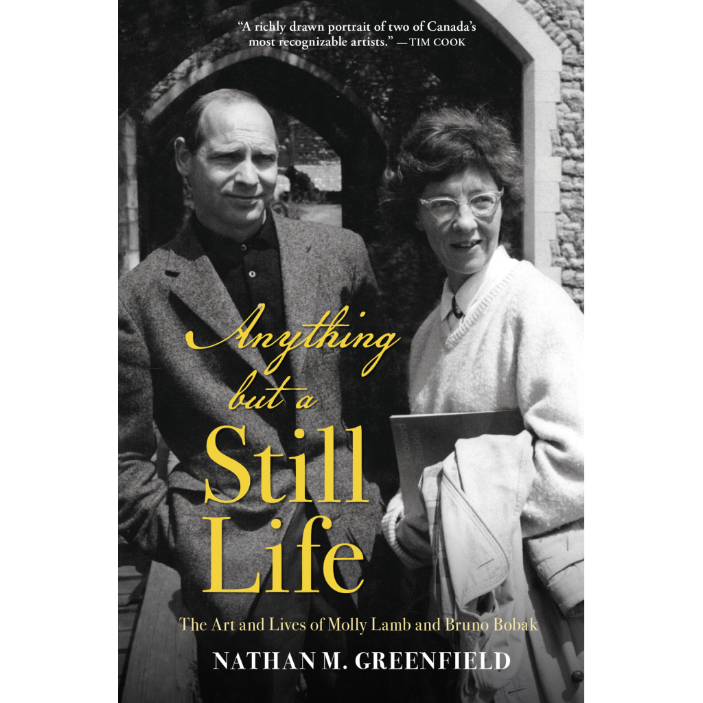 Cover image of Anything but a Still Life