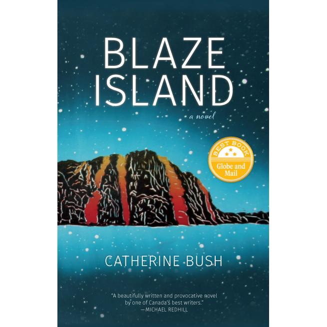 cover of blaze island