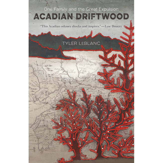 cover of Acadian Driftwood