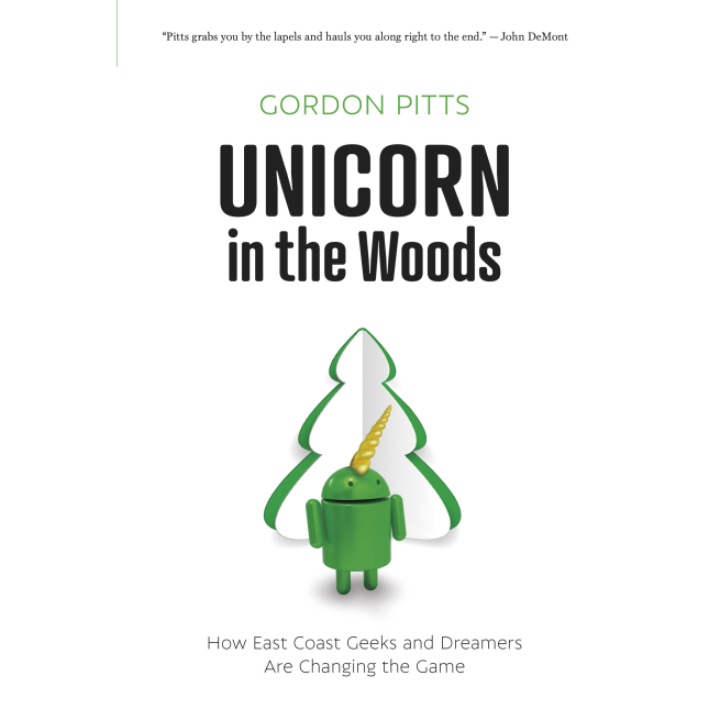 cover of Unicorn in the Woods