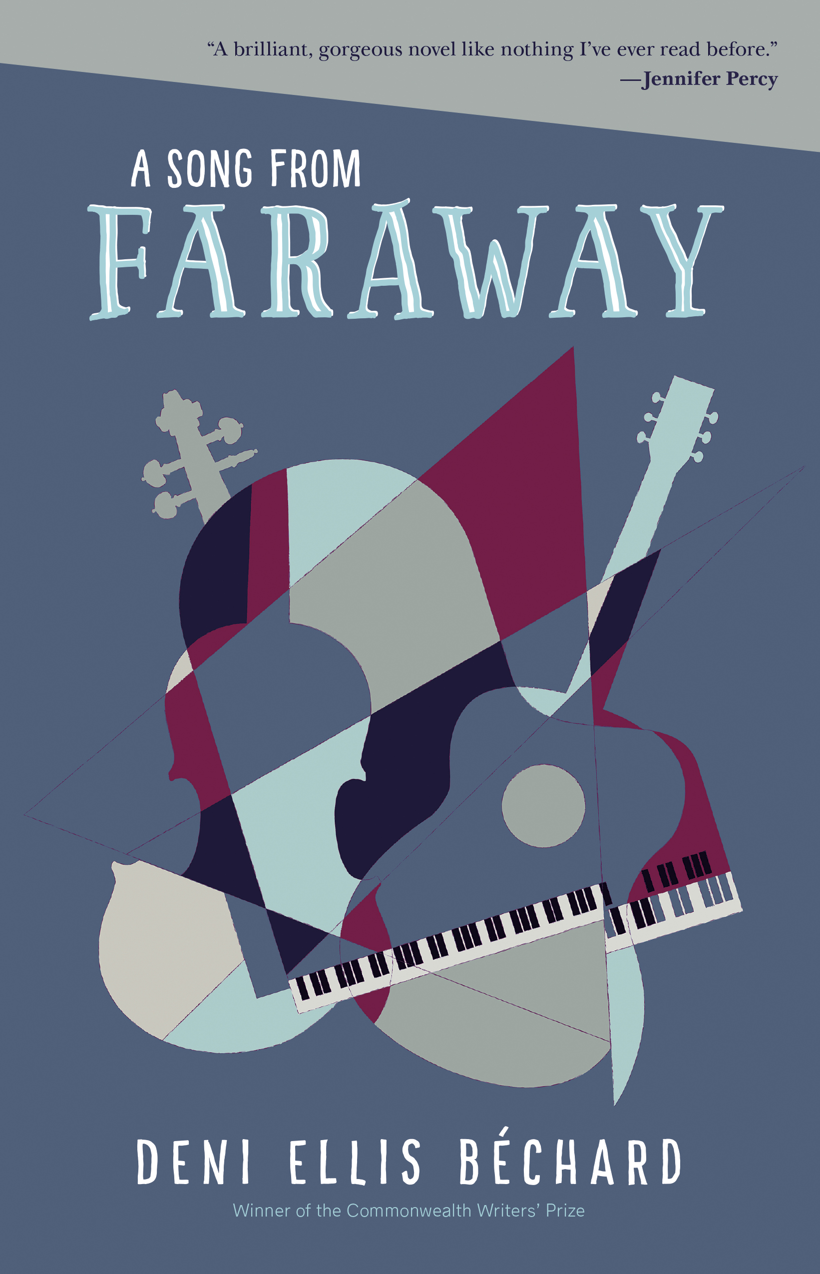Song from Faraway – eBook