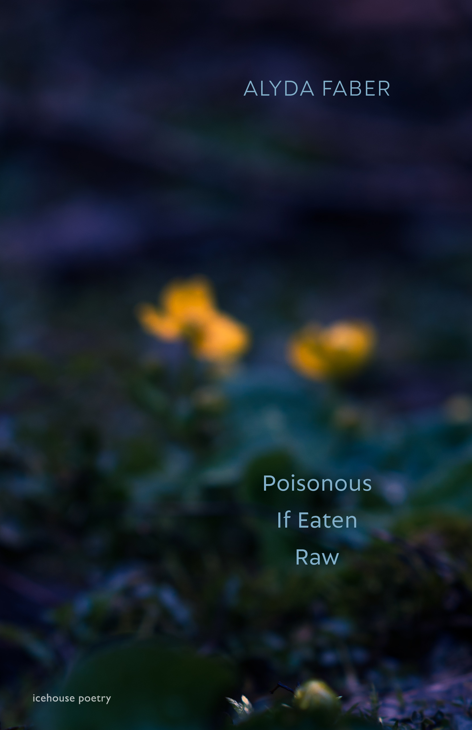 Poisonous If Eaten Raw