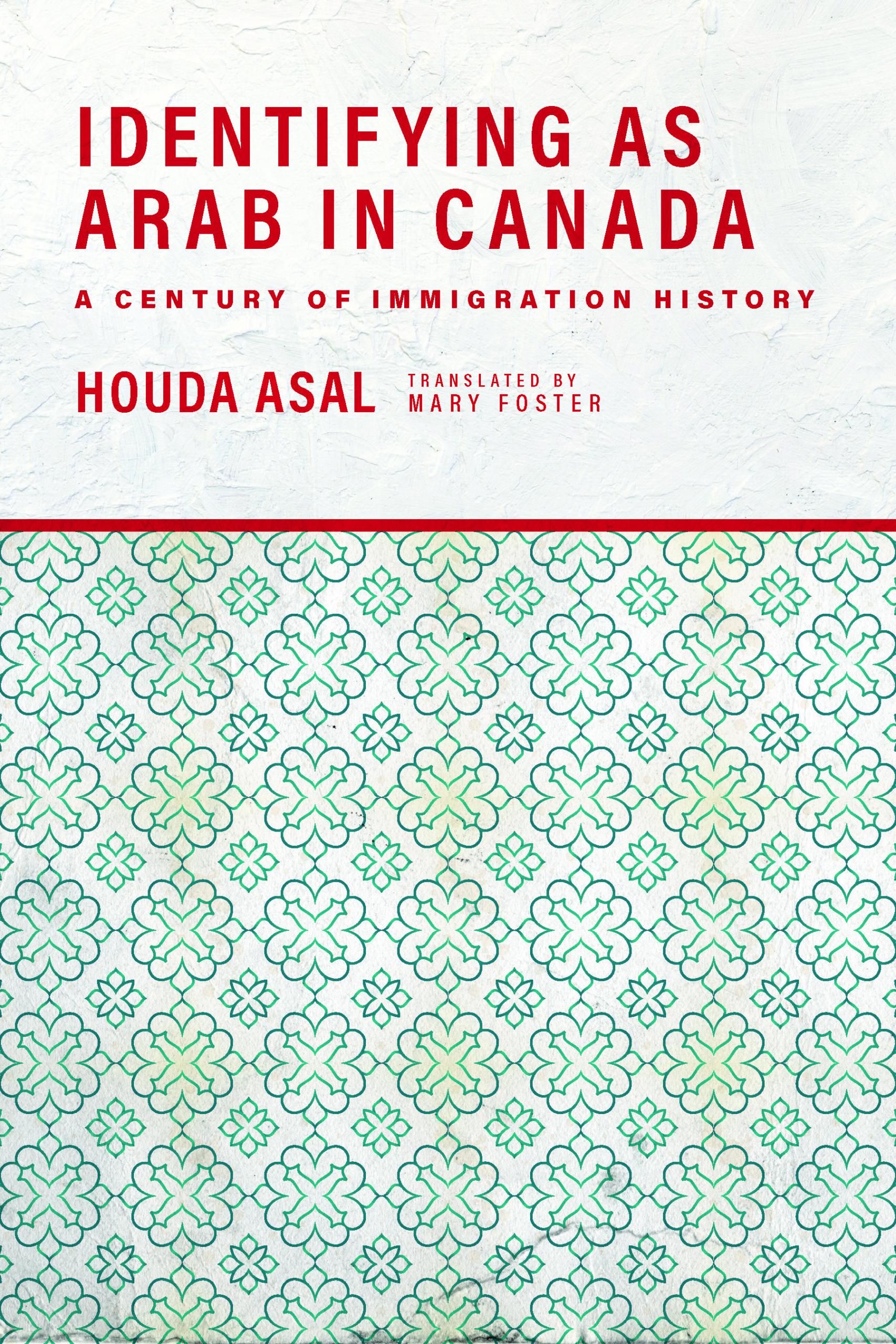 Identifying as Arab in Canada