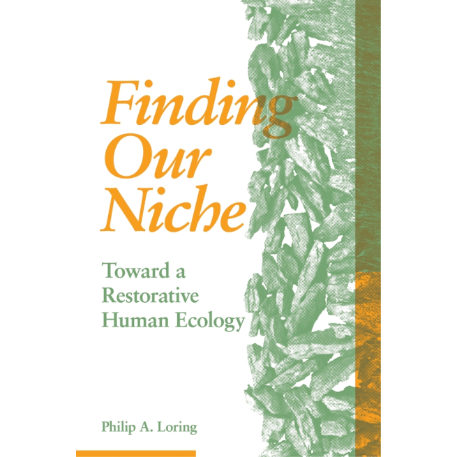 Finding our Niche cover