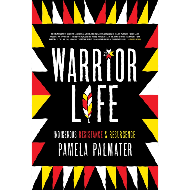warrior life cover