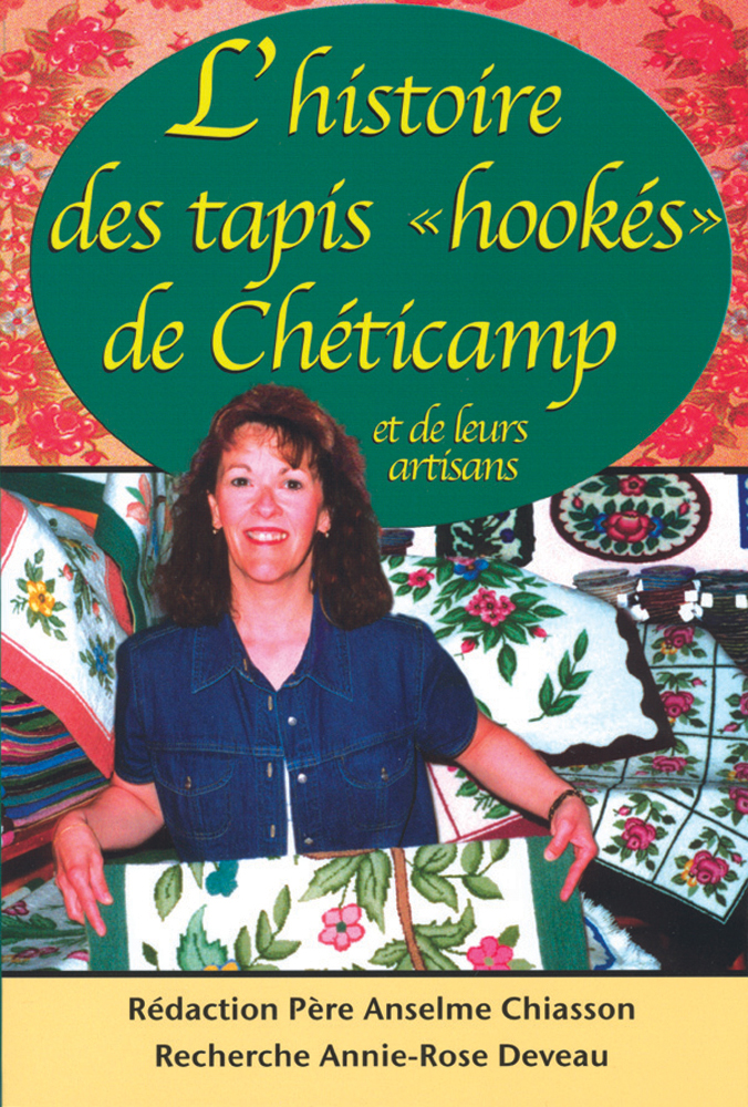 L'histoire des tapis «hookés» de Chéticamp