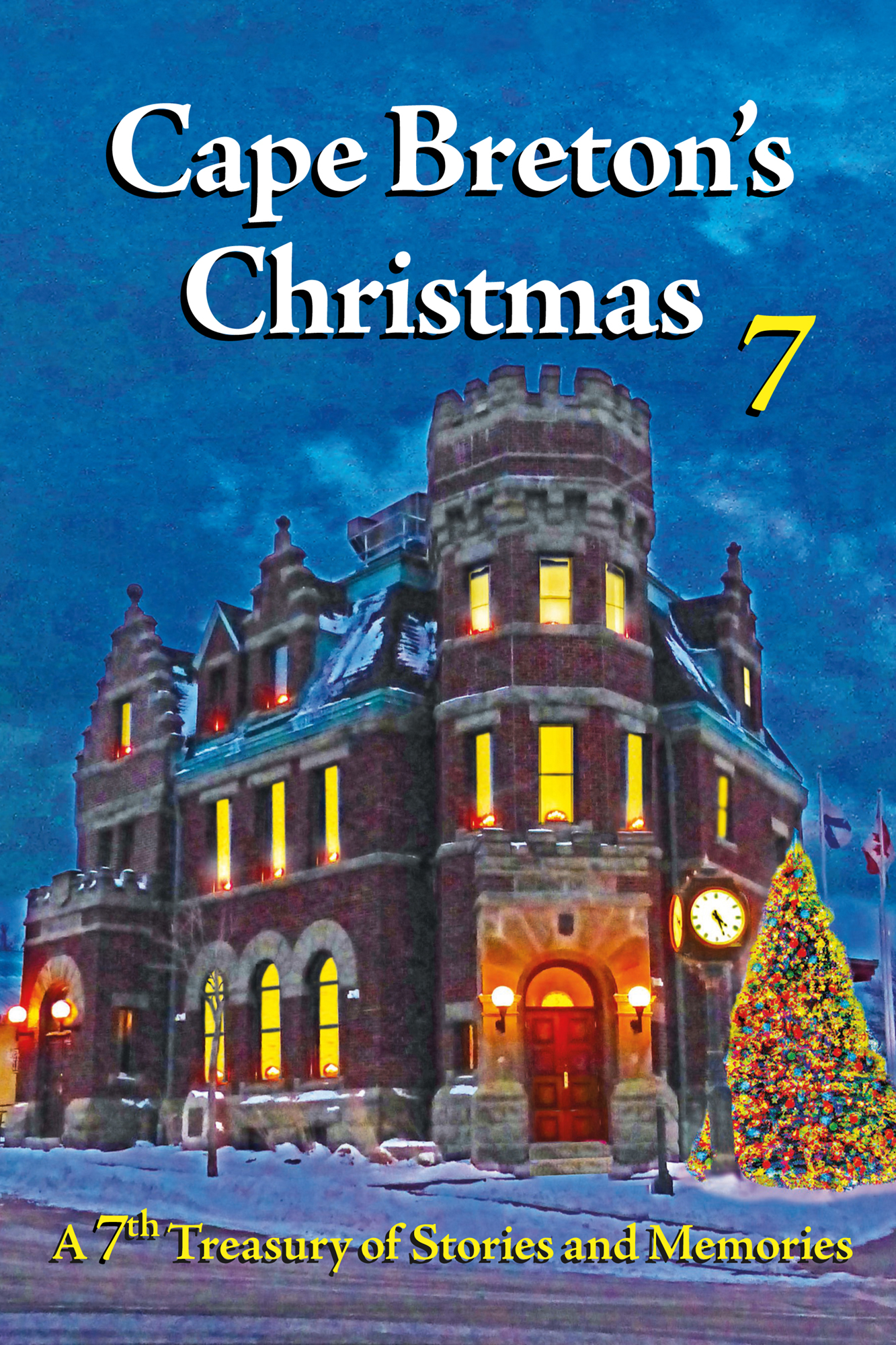 Cape Breton's Christmas, Book 7