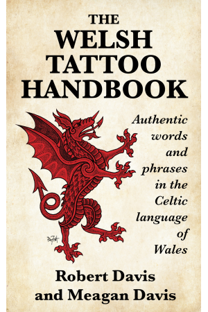 welsh tattoo handbook cover