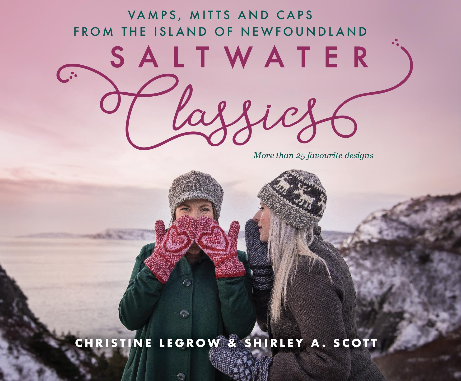 Saltwater Classics from the Island of Newfoundland – eBook