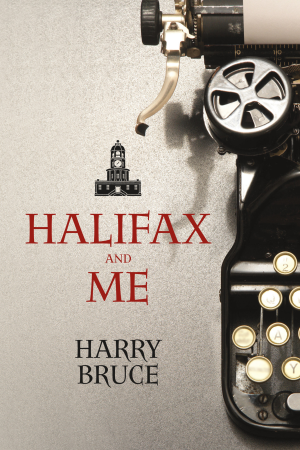 Halifax and Me cover