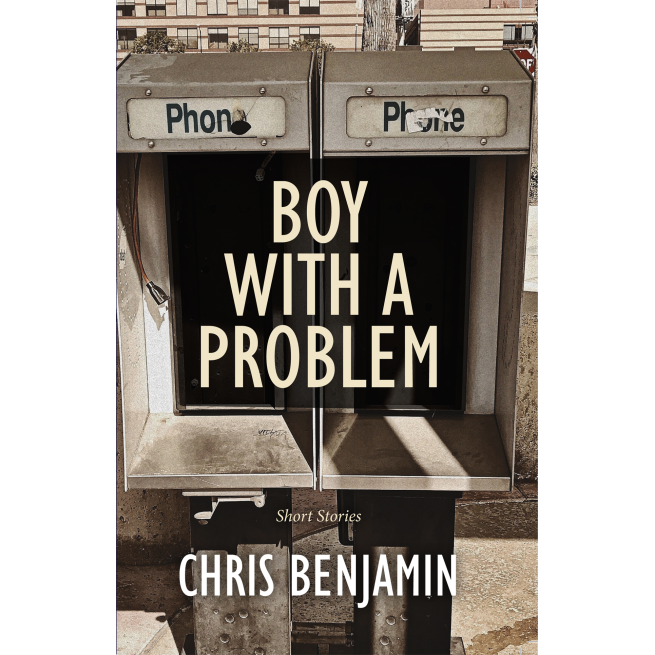 cover of boy with a problem