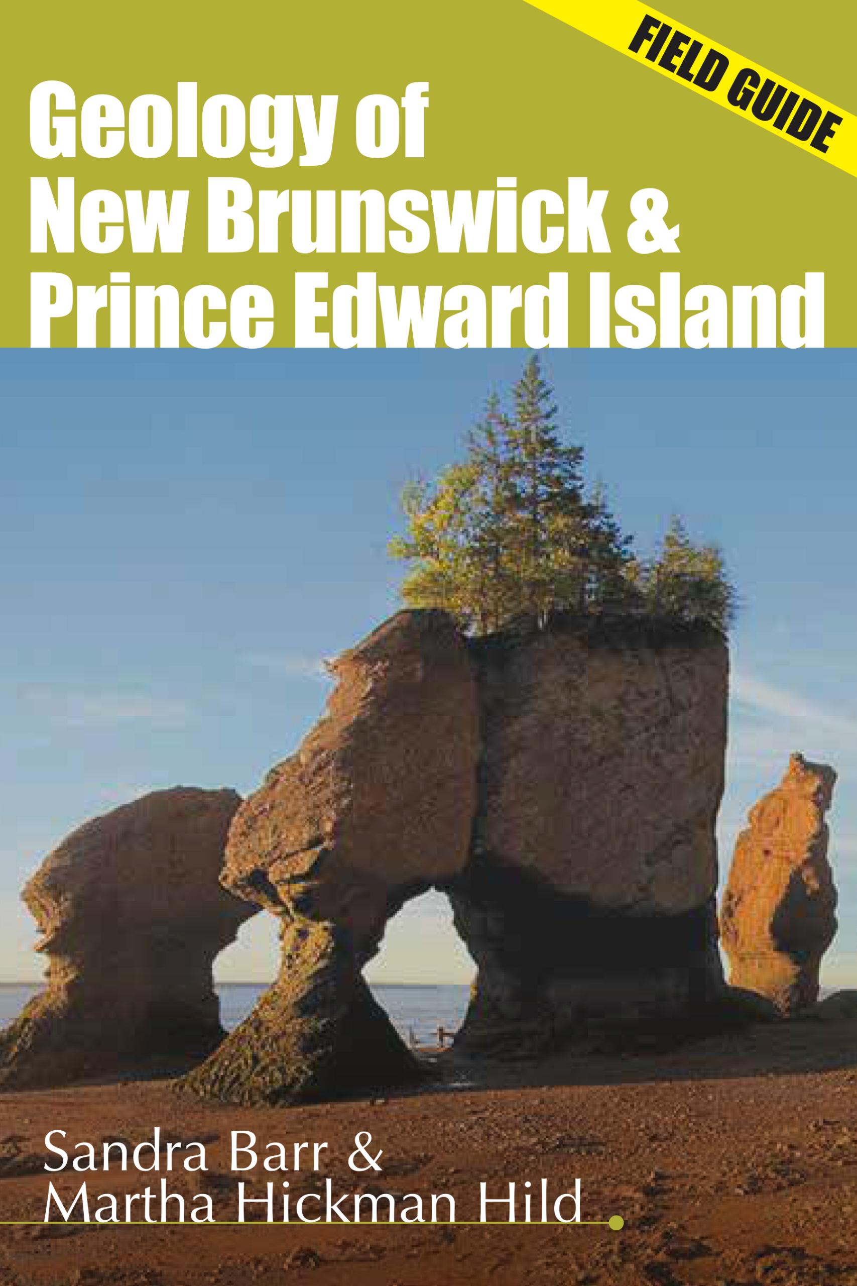 Geology of New Brunswick and Prince Edward Island