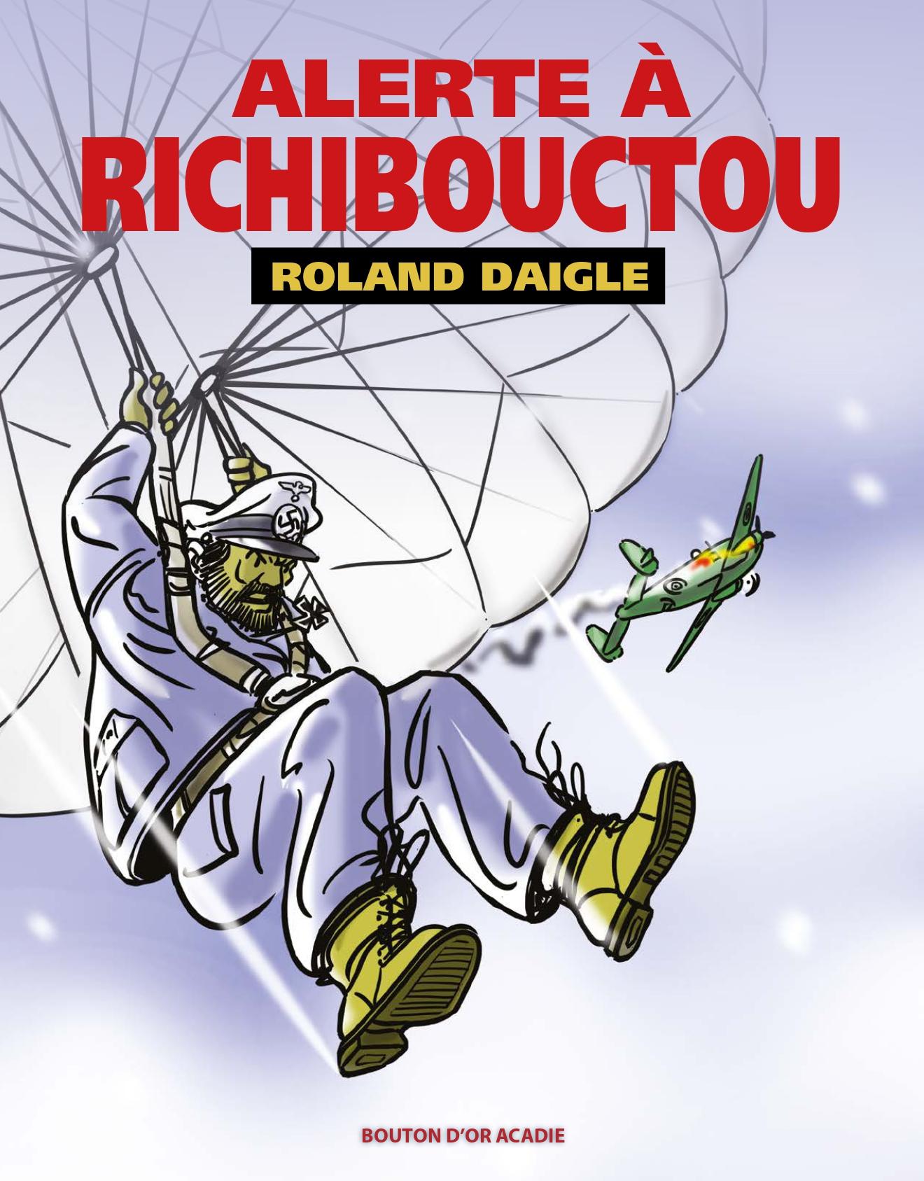 Alerte à Richibouctou – livrel