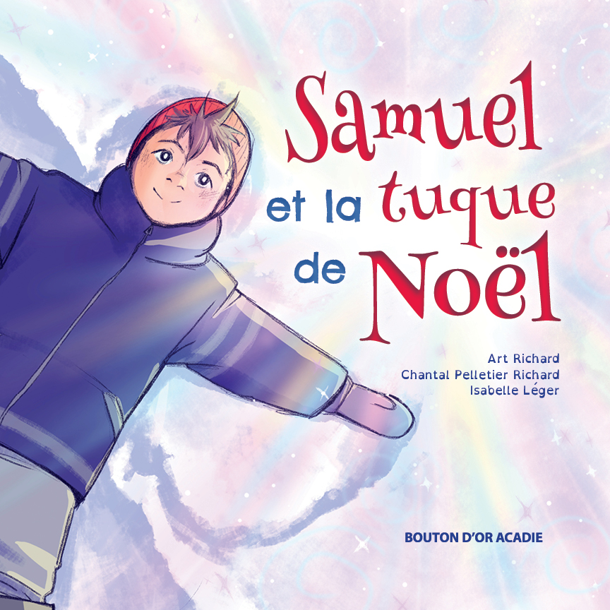 Samuel et la tuque de Noel